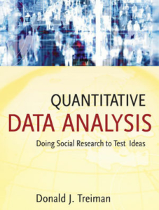 "<a href=""http://amzn.com/0470380039"">Quantitative Data Analysis: Doing Social Research to Test Ideas</a>"